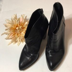 B. Makowsky BFQuill Bootie Shoes